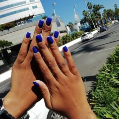 #nailsonfire #cleannails #nailsofinstagram #nailsonfleek #cuticlecare #beautifulnails #shortnails #lovetheblue #bluenails #nails_by_eleanor… Cuticle Care, Clean Nails, Blue Nails, Nails On Fleek, Short Nails, Acrylic Nails, Engagement, Instagram, Nail Hacks
