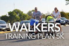 Walking Training Plans 5K - Train for a 5K.com