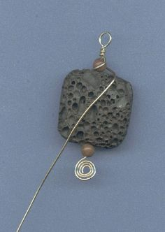 Wire Wrapping Pendants Video - Beads, Beading & Jewelry Making