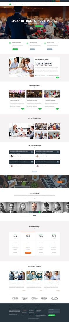 iLove - Creative Online Fashion PSD Template Psd templates - Event Plan Template