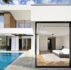Gallery of LB House / Shachar- Rozenfeld architects - 23