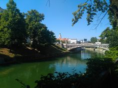 Take a walk around Ljubljana, Slovenia with me! :) Smiling Traveler