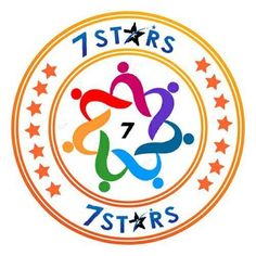 7 stars not a youth it's unity Jesus Painting, Unity, Youth, Stars, Logos, Drawings, Logo, Jesus Drawings, Sterne