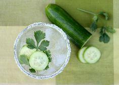 Cucumber and Cilantro Margarita | Barman's Journal #Cucumber #Cilantro #Margarita #Tequila