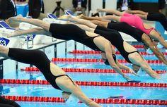 Swimming: Day 2 Finals - Swimming Slideshows | NBC Olympics