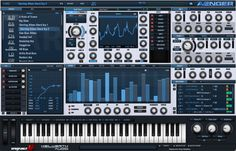 28 Best GUI for VST Plugins images in 2019 | Audio, He hive, Music