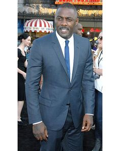 6 Style Moves to Steal From Idris Elba | GQ