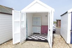 Calshot Beach Huts For Sale