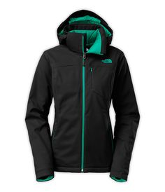 ee6a80e0658f Women s apex elevation jacket. Green North Face ...