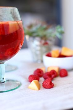 Summer Sangria Recip