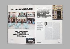 El Mag is a bimonthly magazine that results from the collaborative effort of El Corte Inglês Gaia/Porto and Non–verbal Club, in order to create a cultural programme the retailer could offer to a broad audience in the city of Porto.