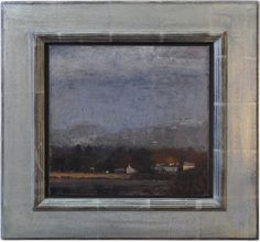 Michael Workman, Early Snow, Spring City oil