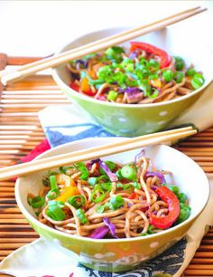 Click pic for 26 Healthy Stir Fry Recipes - Black Pepper Noodles | Easy Chinese Food Recipes | Quick & Easy Dinner Recipes