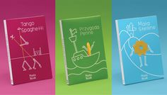 Pasta Book (Student Project) on Packaging of the World - Creative Package Design…