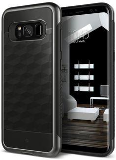Galaxy S8 Case, Caseology [Parallax Series] Geometric Slim Fit Dual Layer Drop P 814581027307 | eBay