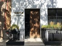 Situated in Fitzrovia's fashionable. Restaurant Exterior, Outdoor Decor, Design, Home Decor, Decoration Home, Room Decor, Home Interior Design, Home Decoration