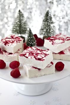 Raspberry Marshmellow