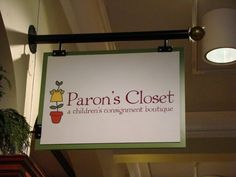 Paron's Closet - Seattle Baby Clothes -Wallingford - Seattle Baby Businesses and Reviews - Little Babe and the Big City Guide
