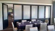 #door #foldingdoor #interior #modern #ideas #architecture #restaurant #activwall