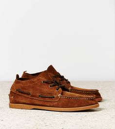 AEO Suede Chukka Boat Shoe  Style: 0211-6100 | Color: 207  $5995