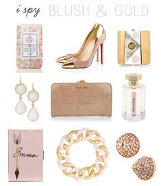 Blushing accessories!
