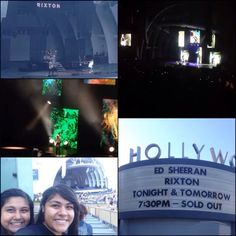 My experience at Ed Sheeran's concert = Unbelievably Amazing !!