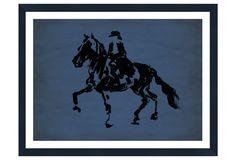 Blue Horses II