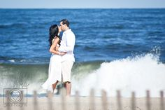 Engagement Session in Belmar ©GHP