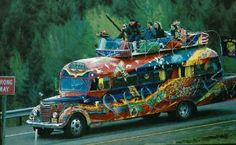 Twist and shout!: Psychedelic patterns (1964- 1969)
