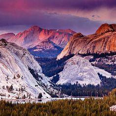 Yosemite's Tenaya Lake