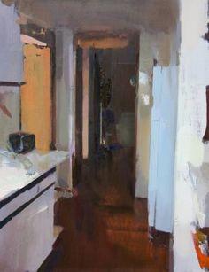 "Saatchi Art Artist Carlos San Millan; Painting, ""Interior  # 115"" #art"