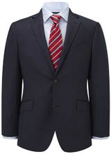"""Contemporary Fit Navy Pindot Suit from """"Austin Reed"""", Grab irresistible discounts at Austin Reed using Discount & Voucher Codes."""