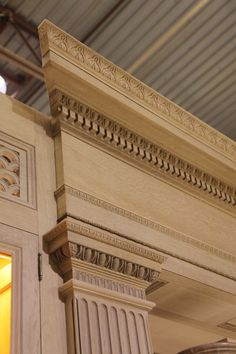 Architectural Millwork - Hull Historical