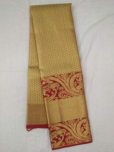 Banarsi Saree, Silk Saree Kanchipuram, Traditional Trends, Traditional Sarees, Saree Color Combinations, Saree Wearing, Saree Jewellery, Sari Design, Bridal Silk Saree