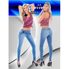 The Perfect Fit Colombian Jeans, Highlight your beauty! Lift your bottom, slim your thighs, flatten your tummy, and enhance your curves. 0nly $44.90 Colombian Jeans are the best option for you! We ship world wide. Make your order today! www.pfcolombianjeans.com (832)5781040 (832)6544215