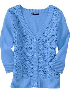Girls Pointelle-Knit Sweater Cardis | Old Navyhttp://oldnavy.gap.com/browse/product.do?cid=41748=1=634546002