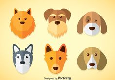 Dogs Vector Sets