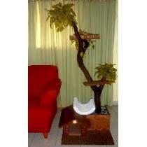 Casa De Arbol Para Gato Happy Dog® Organic® Vmj