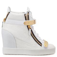 Womens Wedge Sneakers, Wedged Sneakers, High Top Wedge Sneakers, Shoes  Sneakers, Top cc3298817225