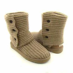 UGG Classic Cardy Boots 5819 Sand  $88.59