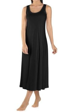 Hanro Women's Tonight Long Tank Gown « Clothing Impulse