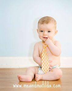 Baby Tie!