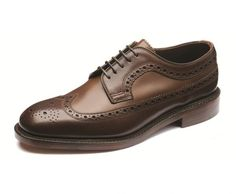 Zapatos ingleses Taunton - Derby Shoes by Loake Shoemakers Brogues, Loafers, Shoes World, Derby Shoes, Denim Outfit, Boots For Sale, Men S Shoes, Calf Leather, Brown Leather