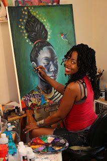 Black Girl Art, Black Women Art, Art Girl, Girl Artist, Artist Art, Drawing Poses, Drawing Tips, Marvel Drawings, Artist Aesthetic