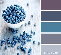Ideas For Kitchen Paint Ideas Purple Shades Room Colors, House Colors, Paint Colors, Color Blending, Color Mixing, Colour Schemes, Color Combos, Color Balance, Design Seeds