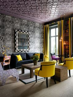 Firmdale Hotels, Number Sixteen / South Kensington, London