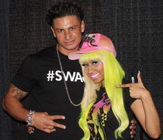 We should be in this photo, Heather. Nicki Minaj Videos, Nicki Minaj Pictures, Nicki Minaj Barbie, Nicki Manaj, Swag Girl Style, Girl Swag, Cute Celebrities, Celebs, Nicki Minaj Wallpaper