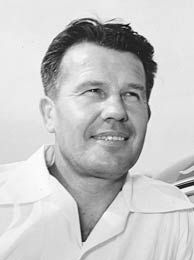Lee Petty...3 time NASCAR Champion-Won NASCAR Grand National Championships in 1954, 1958 and 1959-Also NASCAR HOF
