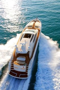 Wealth and Luxury~ What a gorgeous boat