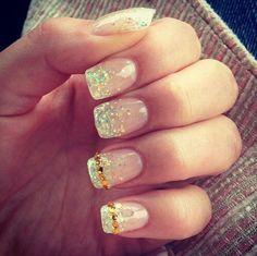 Nails wedding